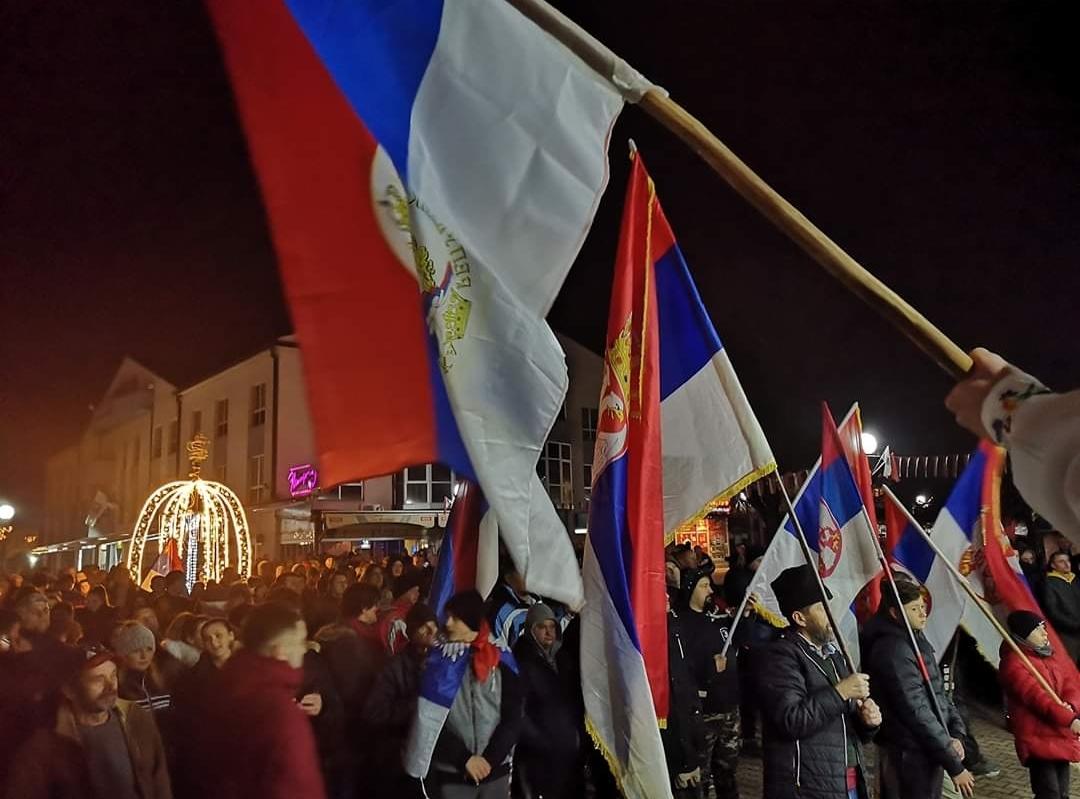 Више од 2000 Братунчана подржало браћу у Црној Гори