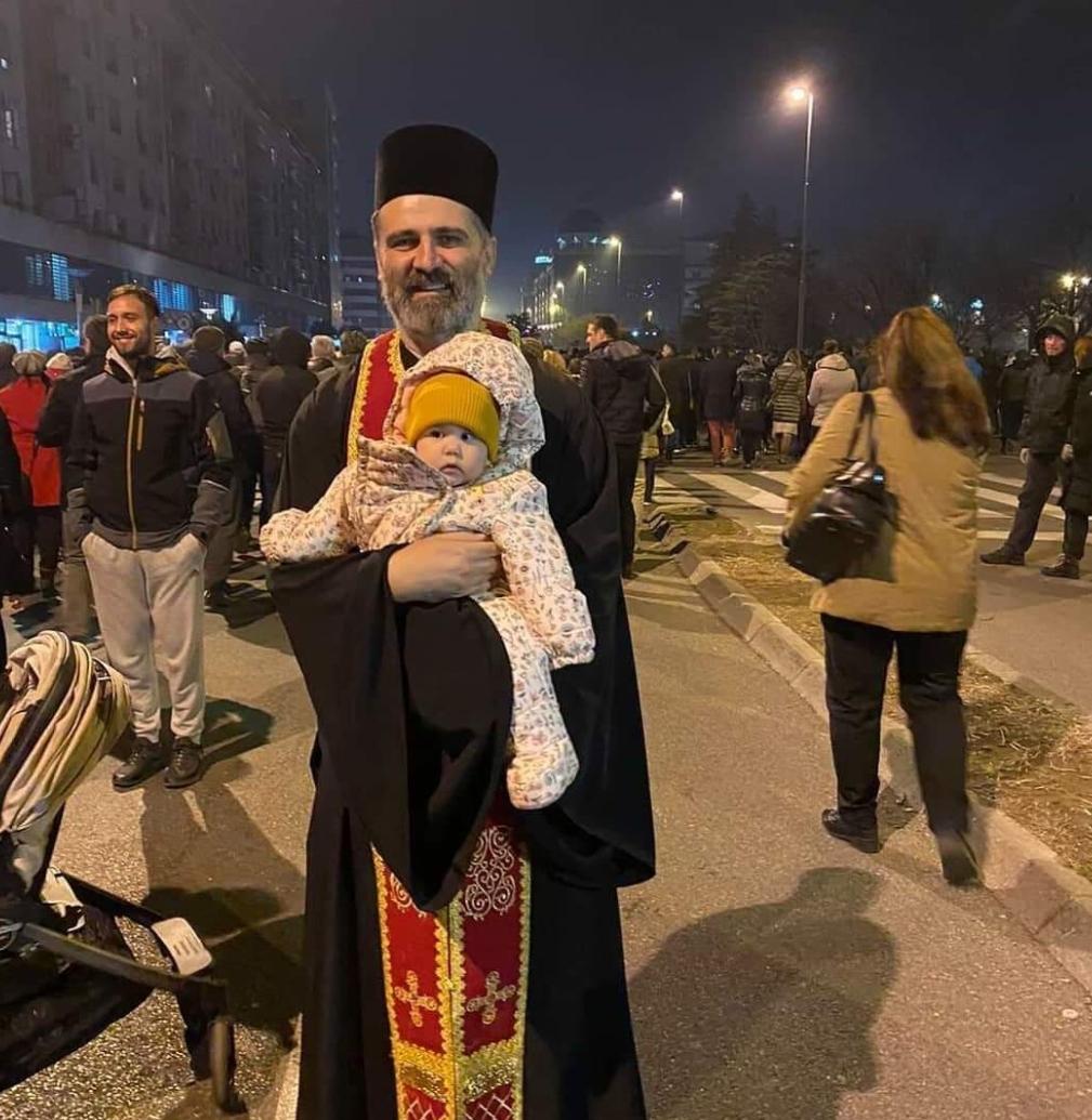 Вјера, нада, љубав и спасење: Украс литије у Подгорици