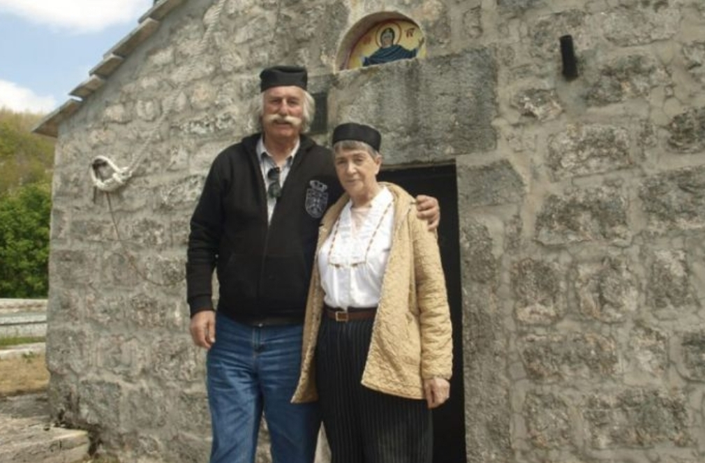 У Моску код Требиња сахрањена Индијанка која је због љубави прешла у православље