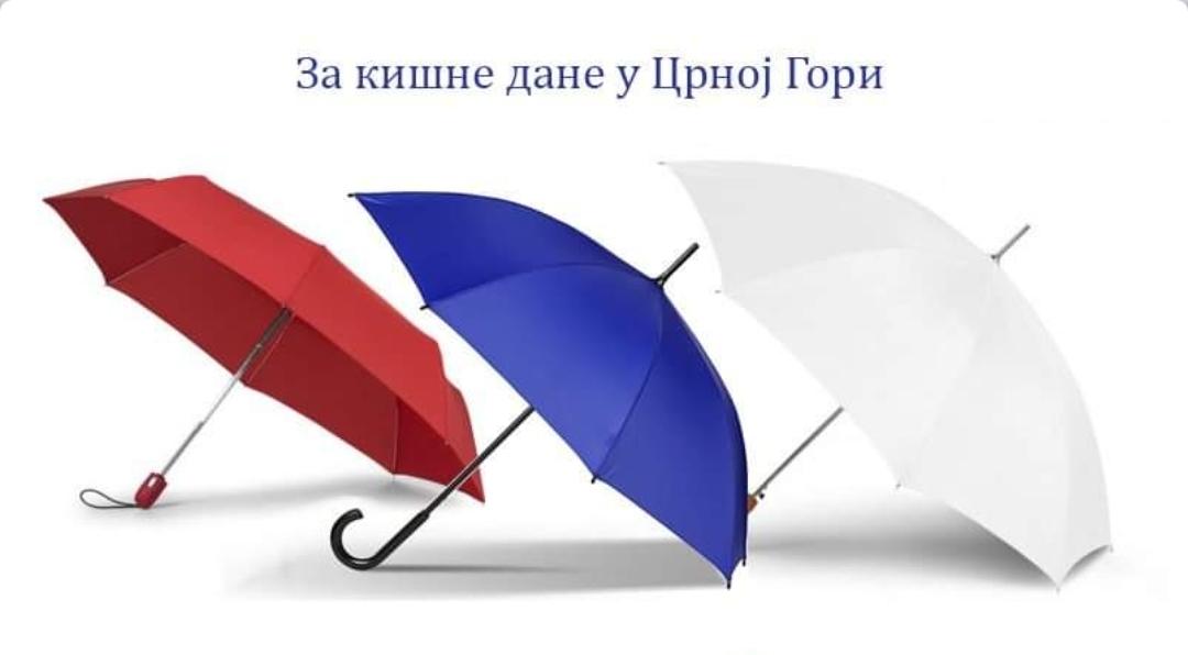 АКЦИЈА: Замијенимо црне кишобране