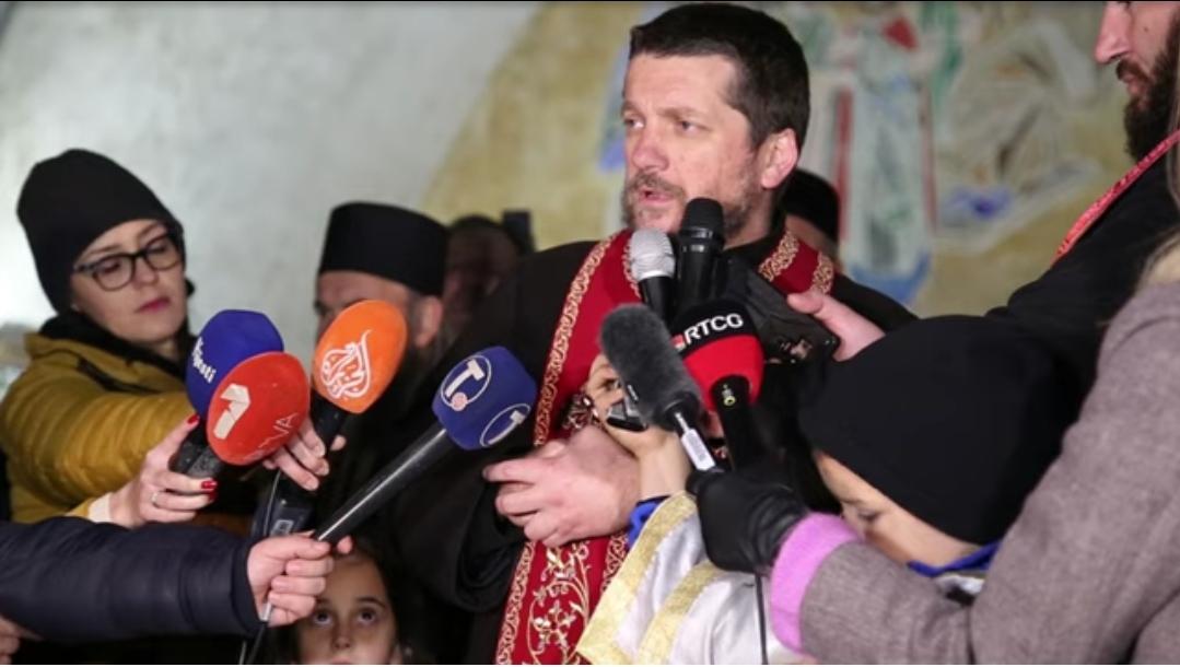 О. Гојко Перовић: Нек се зна како мала Црна Гора брани велике Светиње (ВИДЕО)