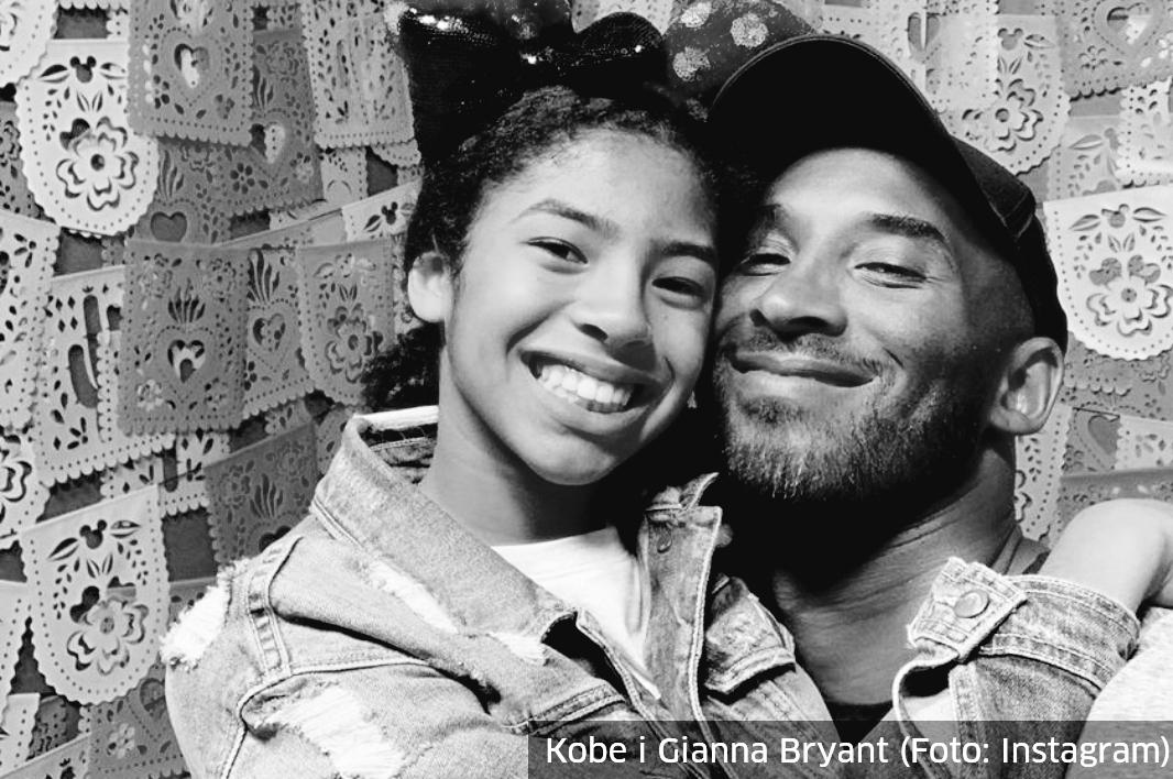 Велика трагедија: Са Кобеом настрадала и његова 13-годишња кћерка