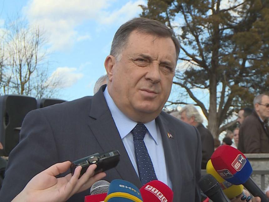 Милорад Додик: БиХ је на путу ка чланству у НАТО пакт (ВИДЕО)