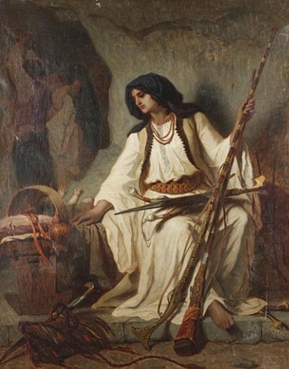 Чо'ек жена: Како је Дуња сачувала лозу Вукића Попова