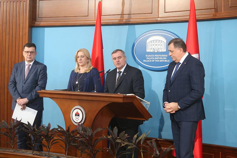 Република Српска тражи помоћ робних резерви Србије