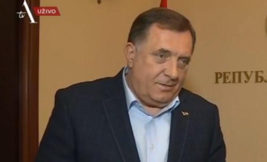 У чије име Додик најављује ванредно стање, гдје су институције Републике Српске?!