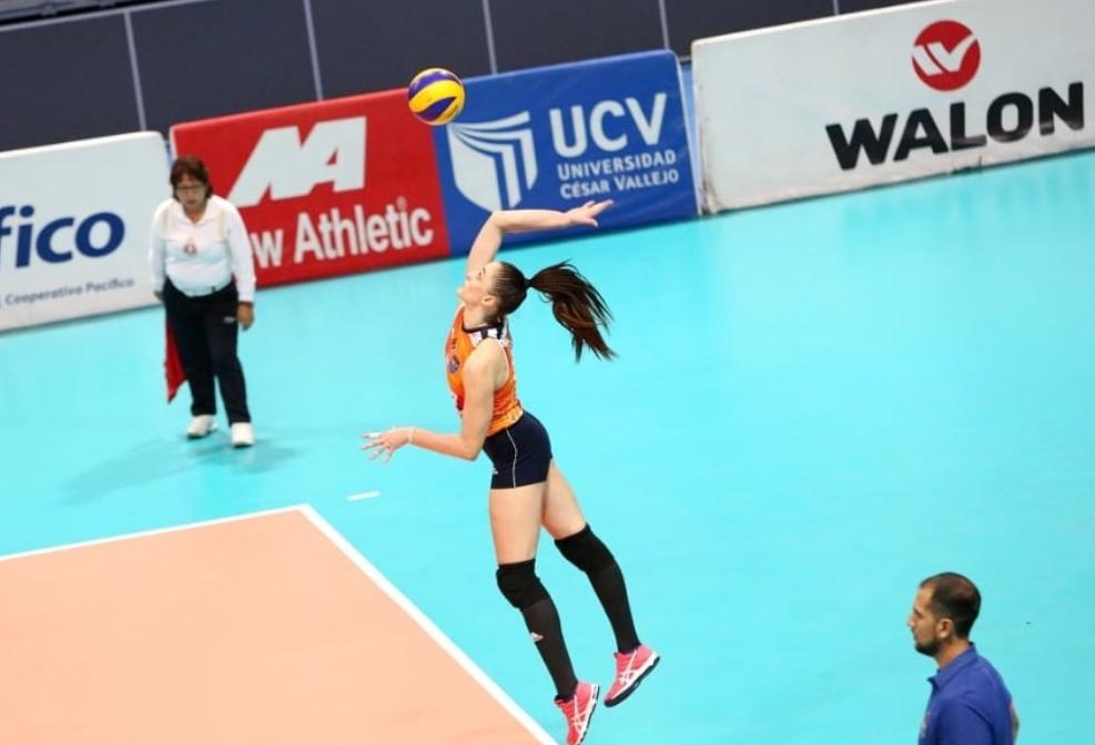 Аријана Окука одбојкашица Перуанског Cesar Valjejo: Волим да се такмичим, не волим монотонију!