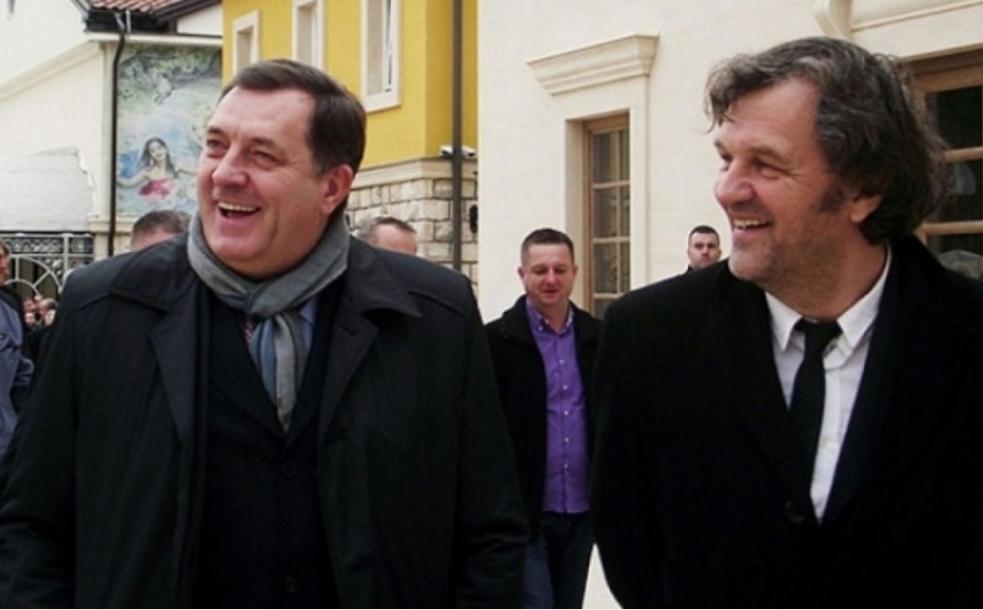 Ревизори утврдили да је Кустурица незаконито добио 350.000 КМ од Републике Српске