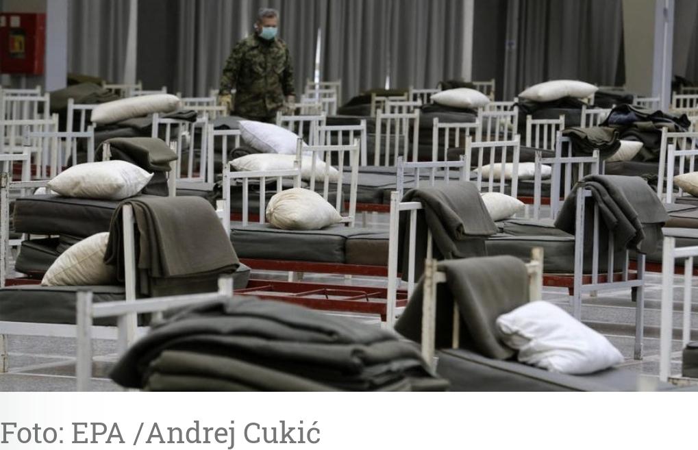 БЕОГРАД: Дио пацијената са Сајма пријети штрајком глађу
