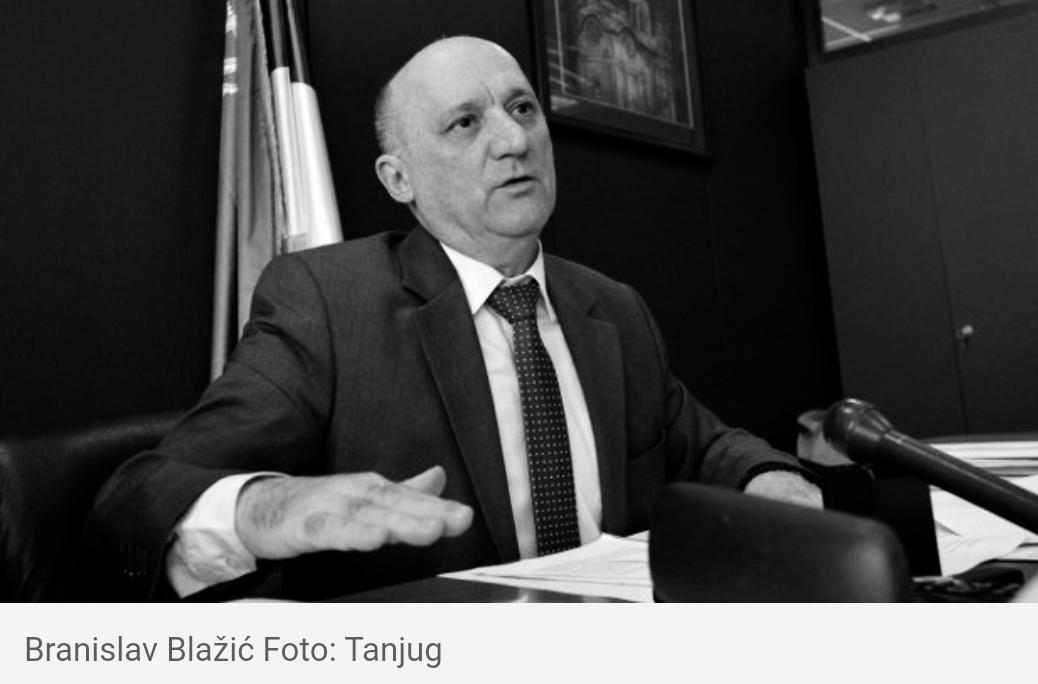 Нова жртва короне: Преминуо државни секретар у Влади Србије