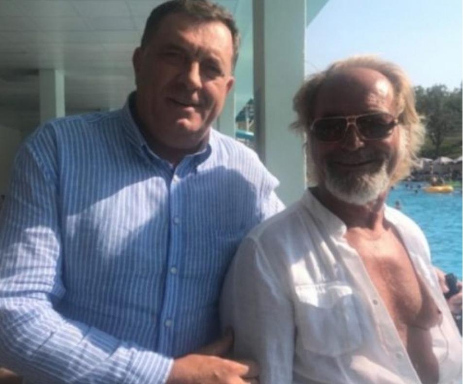 """Драшковић:Нећу дозволити ником, па ни Милораду Додику, да гази моје људско достојанство и моју пословну личност"""""""