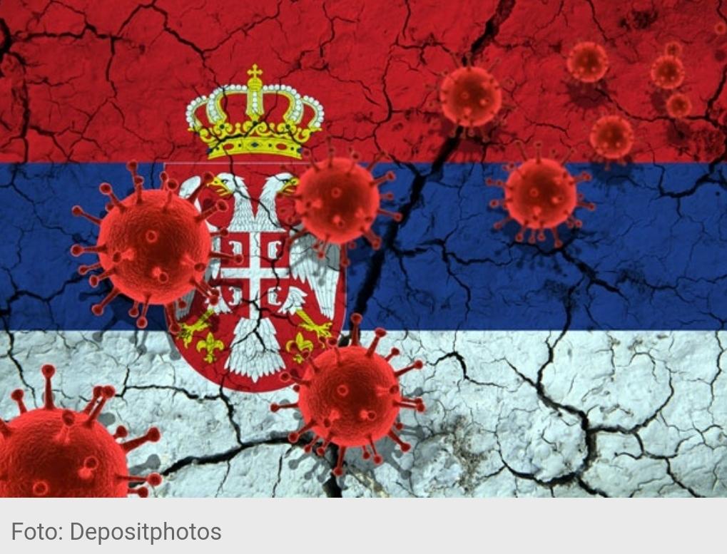 СРБИЈА: Отказана данашња конференција Кризног штаба