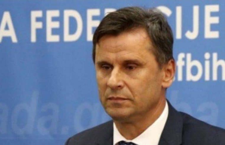 Ухапшен и премијер Федерације БиХ Фадил Новалић