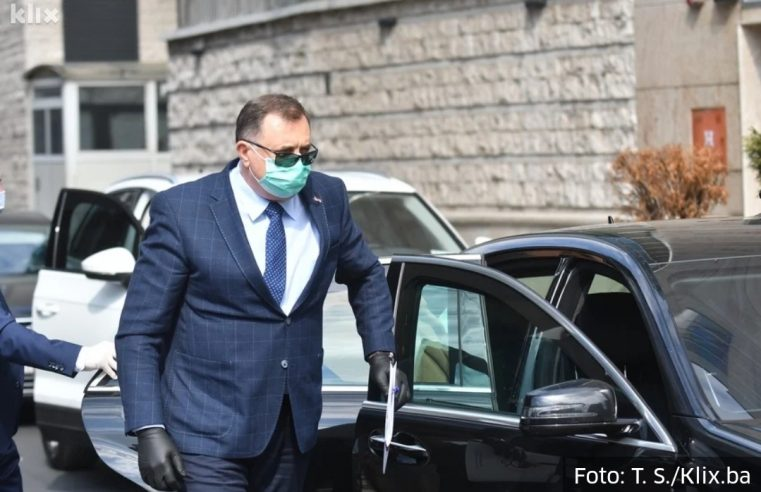 Додик ће бити позван у Тужилаштво БиХ због навода о прислушкивању опозиције
