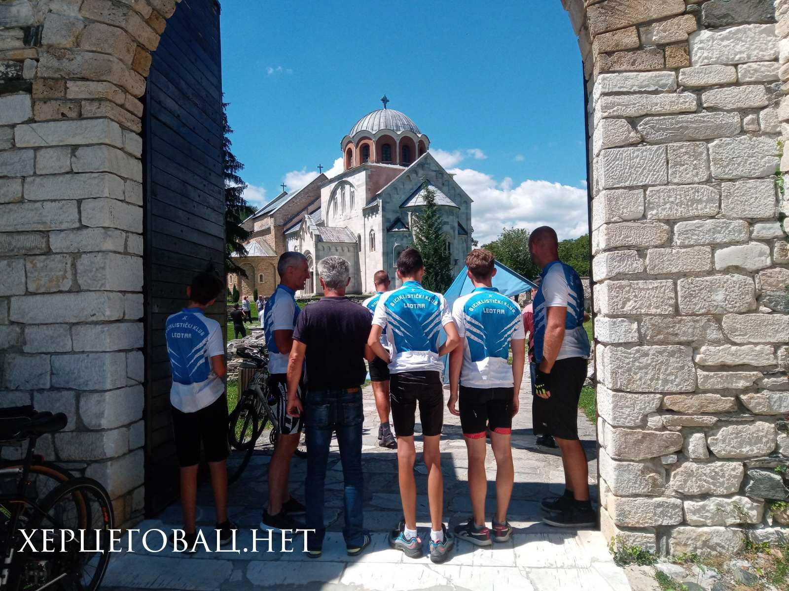 Бициклисти из Требиња стигли до одредишта