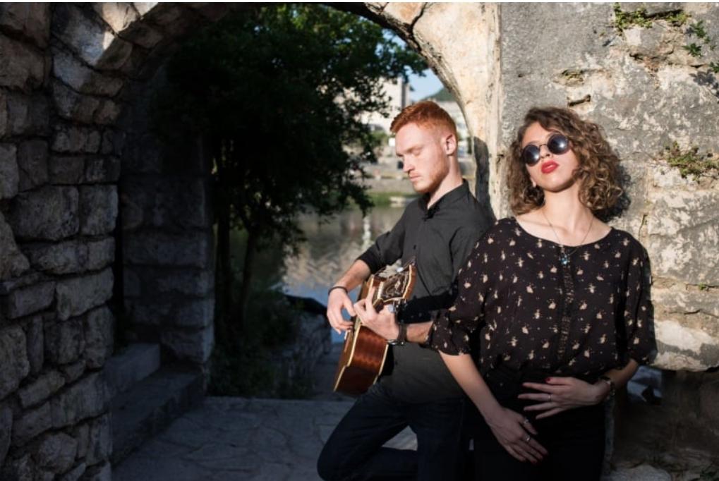 Талентовани дуо, млада музичка нада Требиња