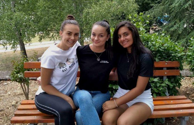Билећанке Милица Бојовић, Ирена Вукоје и Николина Албијанић на списку одбојкашица БиХ за Европско првенство за јуниорке