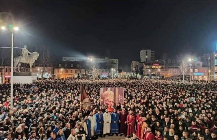 Велика народна коалиција руши режим у Црној Гори