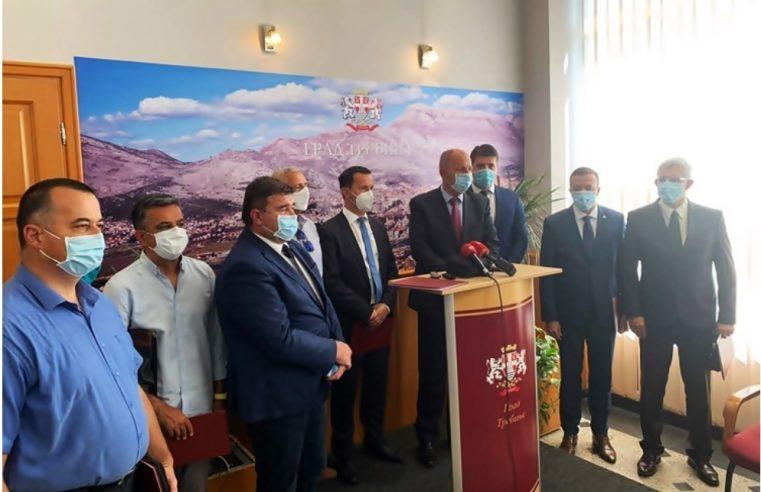 Потписан коалициони споразум: Мирко Ћурић кандидат за градоначелника Требиња