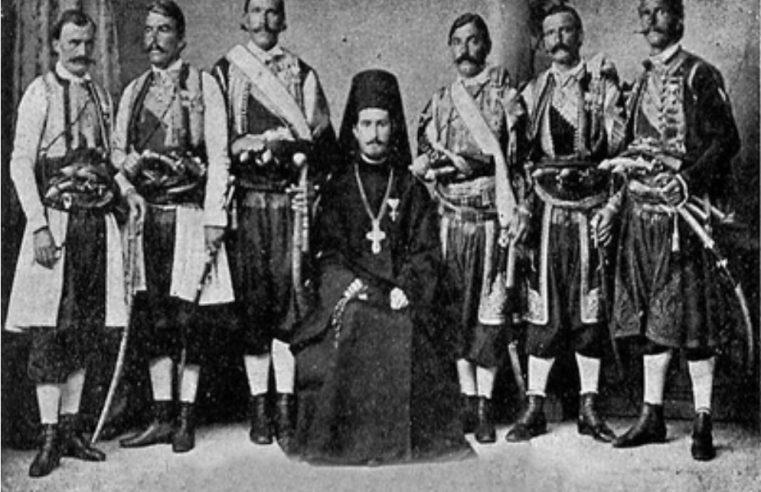 Архимандрит Нићифор Дучић – Војсковођа у мантији