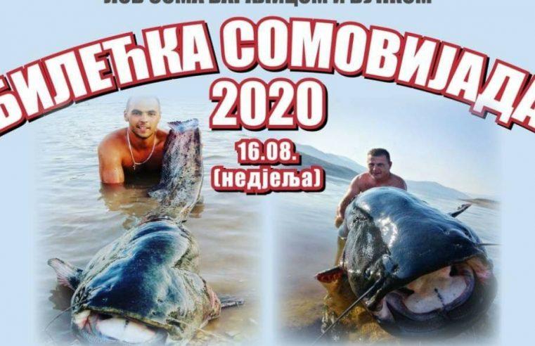 БИЛЕЋКА СОМОВИЈАДА 2020