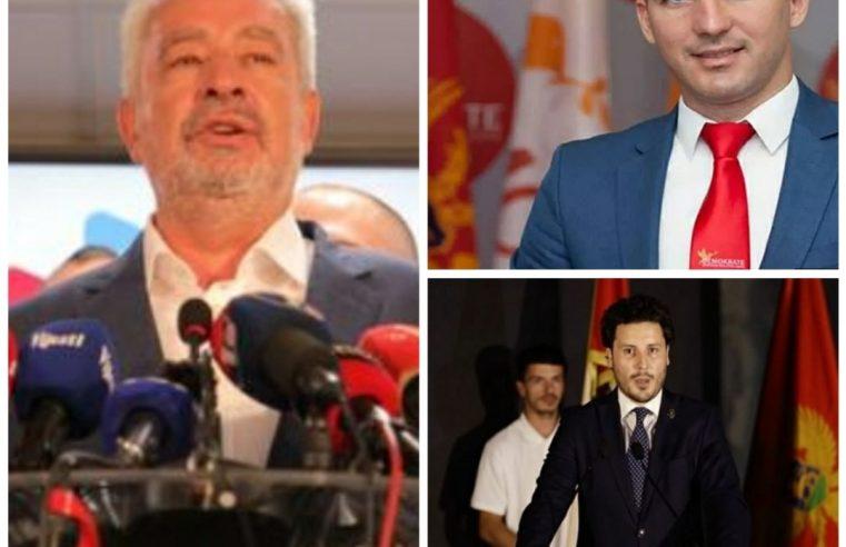 Постигнут договор: Кривокапић, Бечић и Абазовић усагласили принципе будуће власти