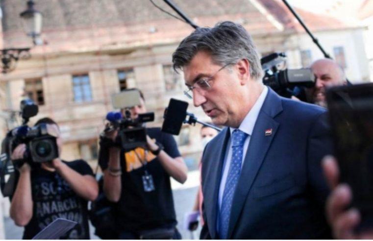 Премијер Владе Хрватске: Додик је дуго тражио да дође у Загреб