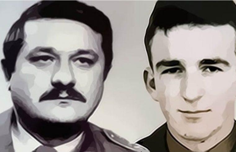 Сјећање на хероје мајора Милана Тепића и војника Стојадина Мирковића