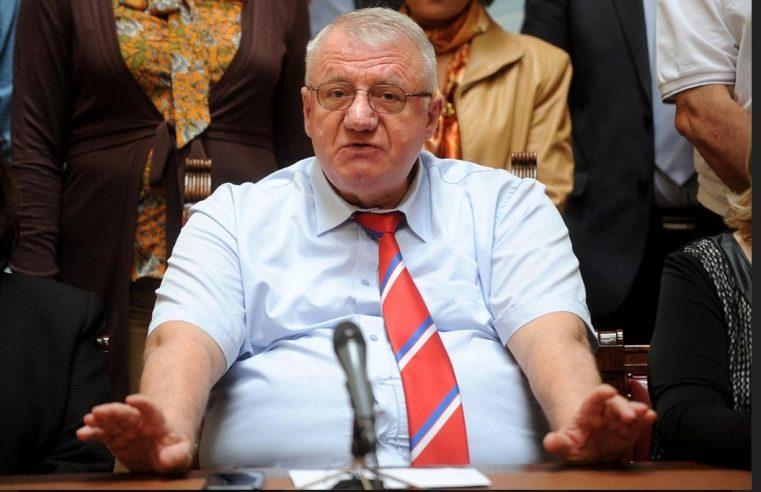 Два ХДЗ-а у коалицији са Шешељом подржавају Додиковог кандидата