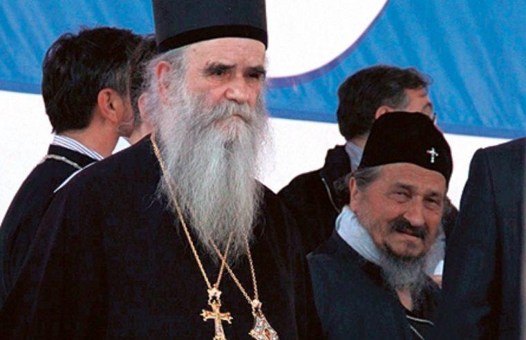 Владика Атанасије Јевтић: Тражио је да га пар дана пред смрт исповиједим, предосјећао је да је вријеме за Христов пут!