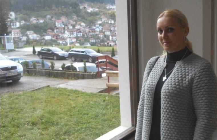 Ивана Тупеша, из Чајнича, најмлађи логораш и мајка троје деце већ 20 година се налази на евиденцији Бироа за запошљавање