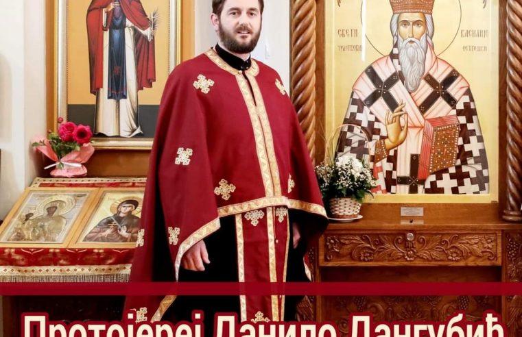 Отац Данило Дангубић: ЈУСТИН