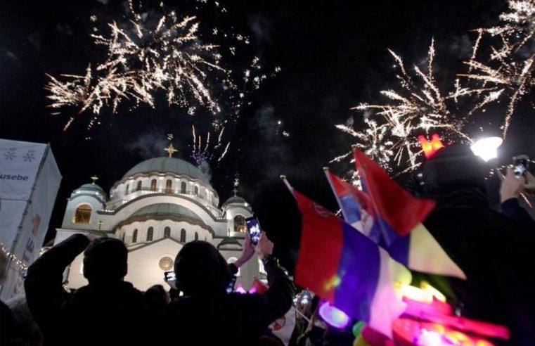Вечерас славимо Српску нову годину