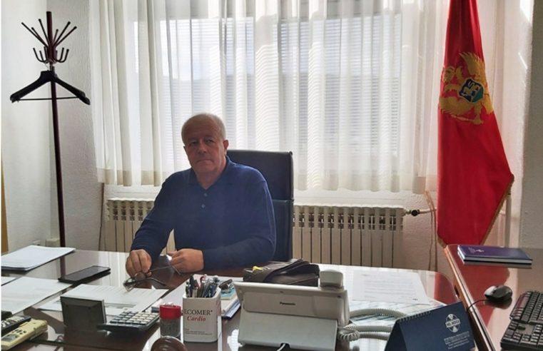 Др Горан Комар постављен за в.д.  директора Дома здравља у Херцег Новом