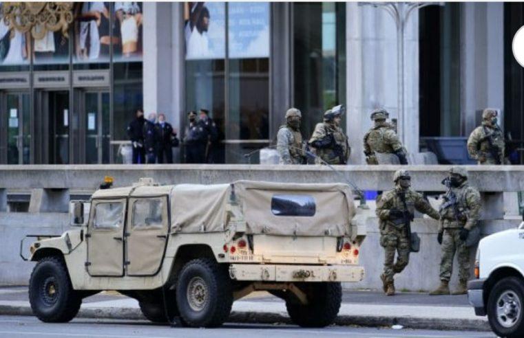 Хапшење у Вашингтону због камиона са оружјем