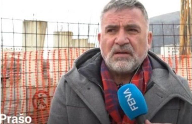 Невјероватно: Ово је директор изградње дворане у Мостару чија градња траје 30 година