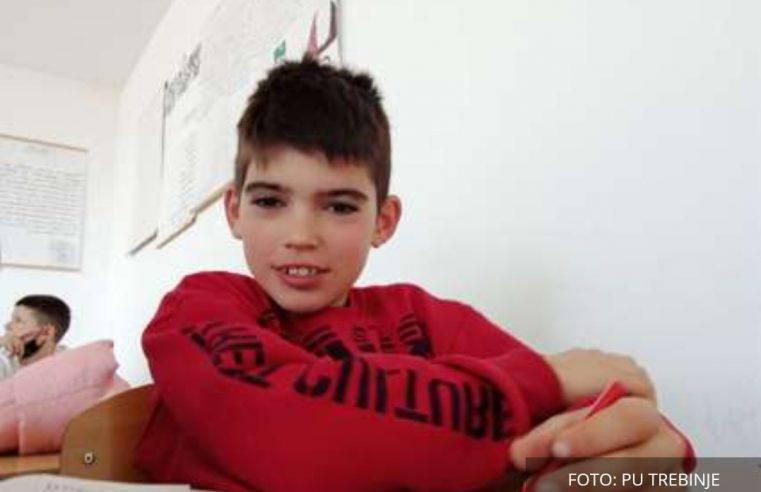 ПРОНАЂЕНИ ТРАГОВИ БИЦИКЛА У потрагу за десетогодишњим дјечаком из Невесиња се укључило 110 припадника ГСС
