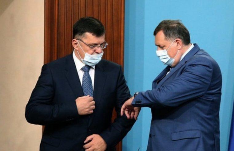 Амбасада САД Тегелтији послала контакте произвођача вакцина