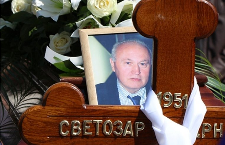 Сахрањен Светозар Црногорац – дугогодишњи предсједник Завичајног клуба Гачана