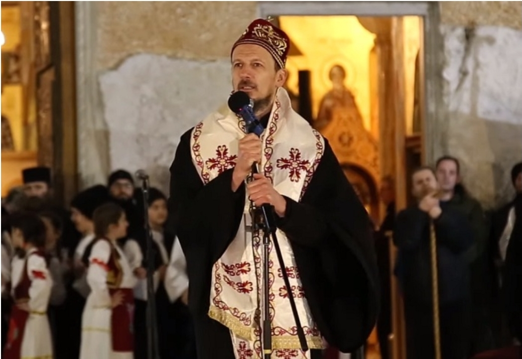 Владика Димитрије – Чувајте се короне, пазите једни на друге, у Болници је као да је рат