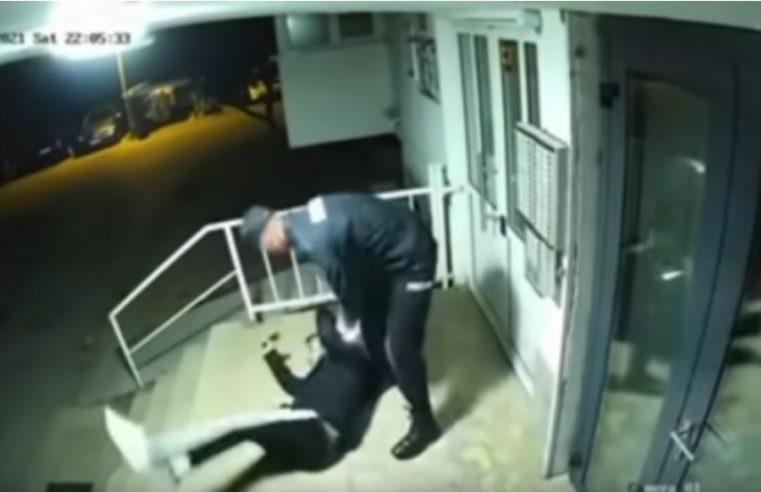 Суспендовани полицајаци који су претукли младића у Мостару (ВИДЕО)