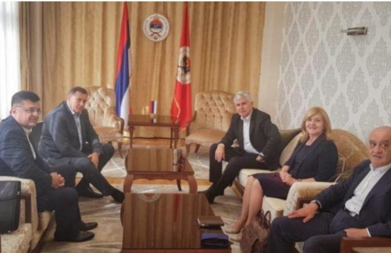 Министри Савјета министара БиХ  из СНСД-а и ХДЗ-а хоће да купе зграду од 8 милиона у Бањалуци!