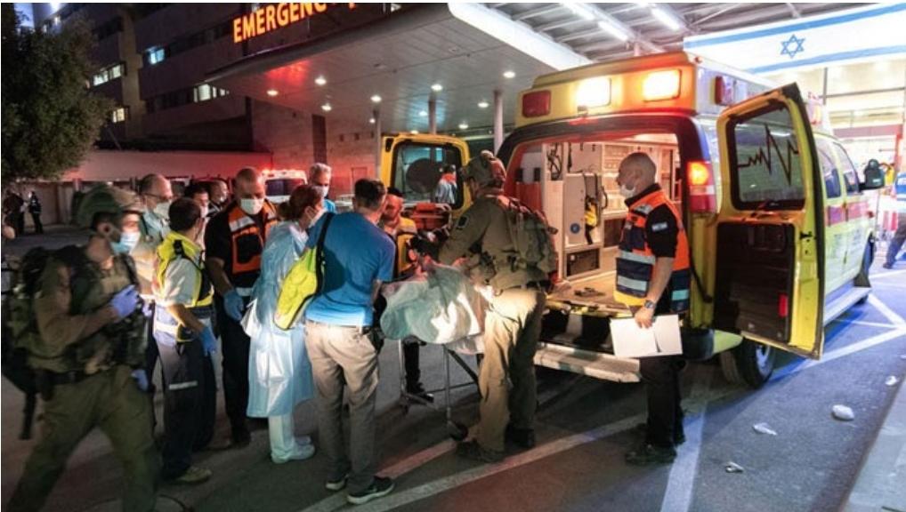 У стампеду у Израелу погинуло 44, повређено око 150 људи