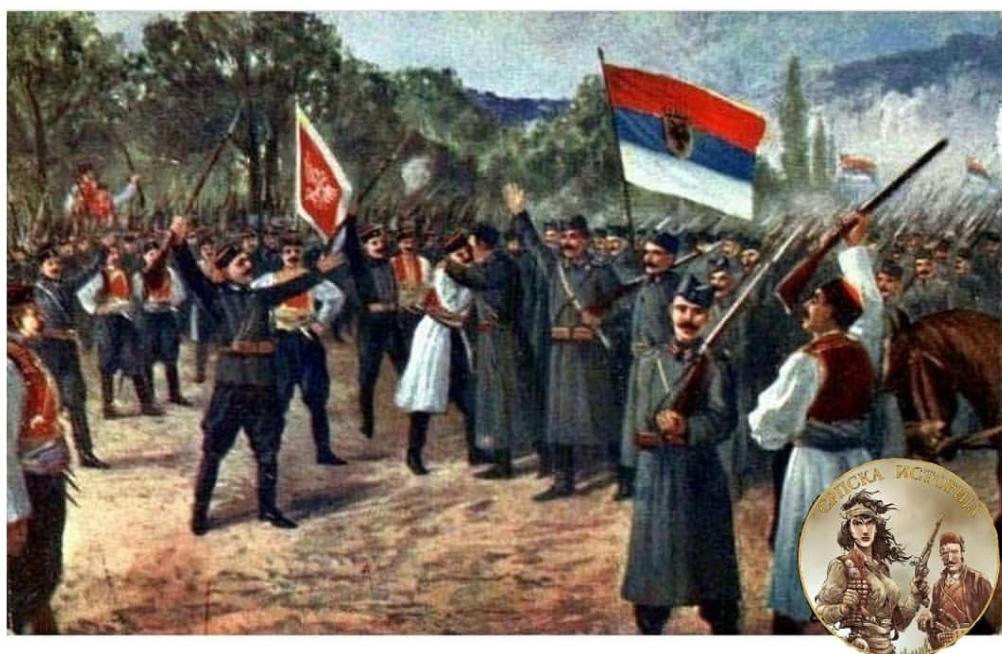 """,,Вјесник"""" 1913: Црна Гора и Херцеговина два чврста српска бедема"""
