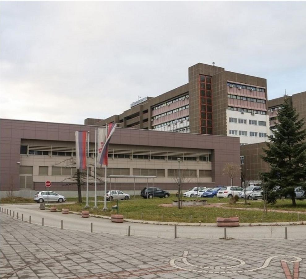 ТРЕЋЕ САМОУБИСТВО НА УКЦ-У: Пацијент скочио са петог спрата!