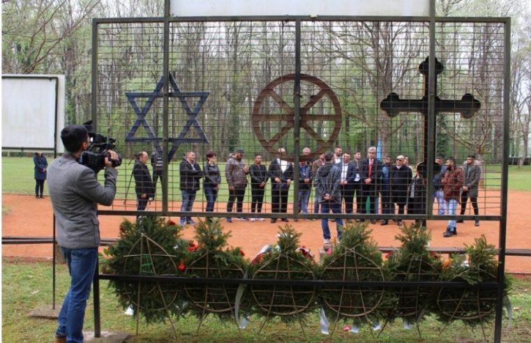 КОМЕМОРАЦИЈА У ДОЊОЈ ГРАДИНИ: Обиљежавање Дана сјећања на жртве усташког злочина у Јасеновцу