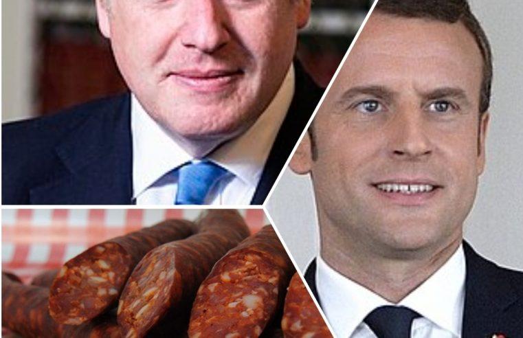 На самиту Г7 кобасице посвађале Макрона и Џонсона