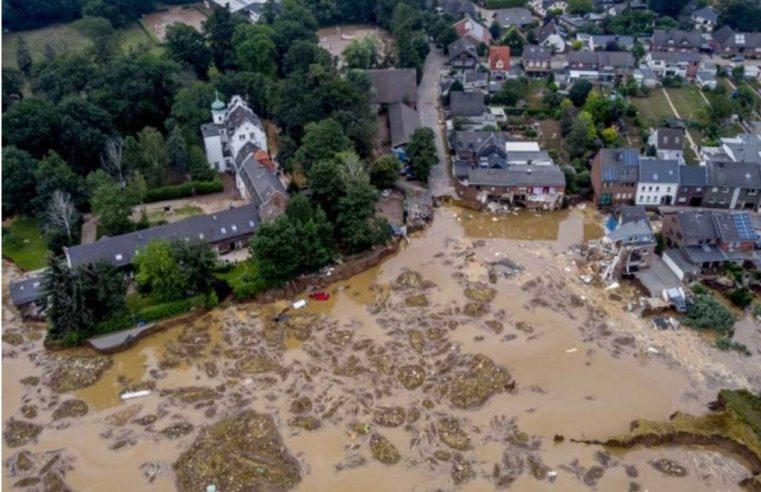 Њемачка: Пукла брана на ријеци Рур, евакуисано 700 људи
