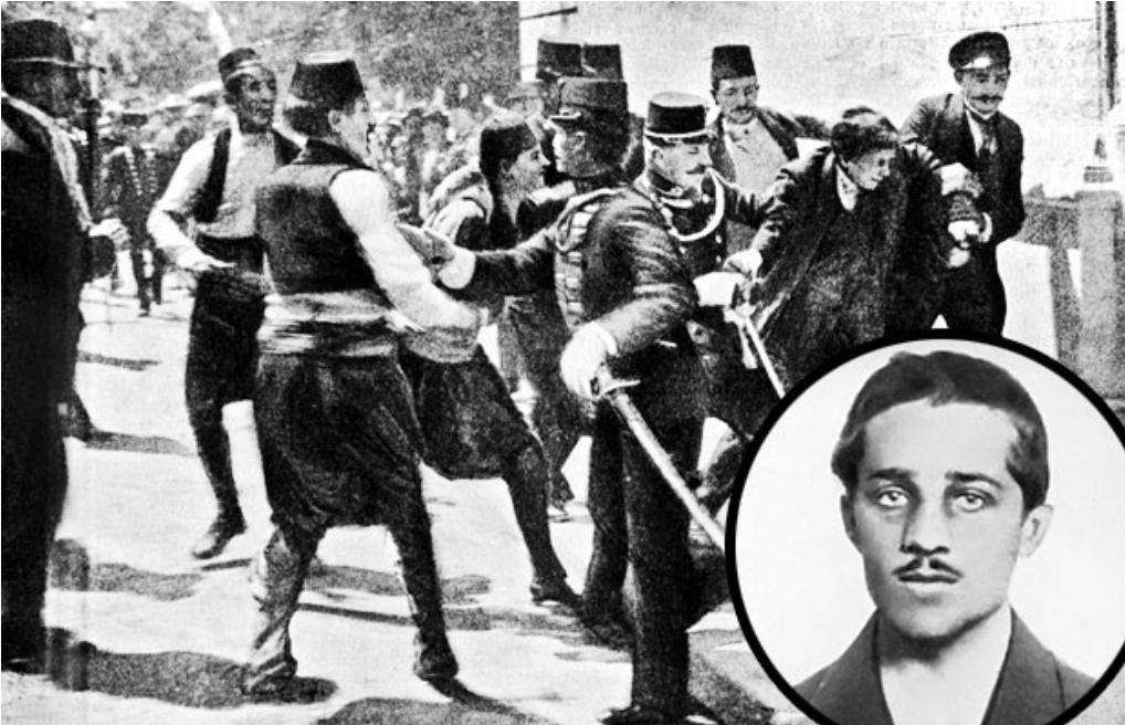 На данашњи дан Аустроугрска упутила ултиматум Србији поводом антентата на Франца Фердинанда