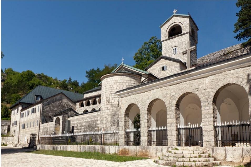 Одлука Владе: Цетињски манастир у рукама државе